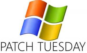 microsoft logo patch tuesday